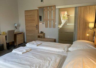 Kis Szieszta étterem és panzió. Standard szobák